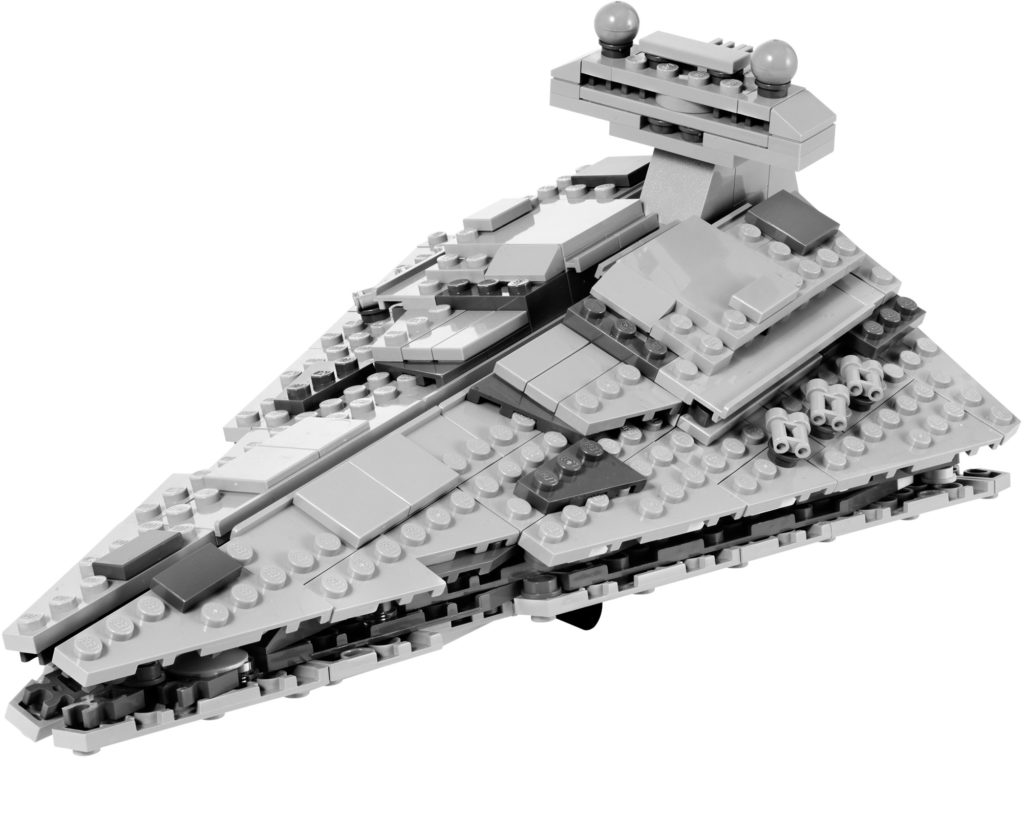 По слухам, LEGO Star Wars Imperial Star Destroyer выйдет в 2021 году